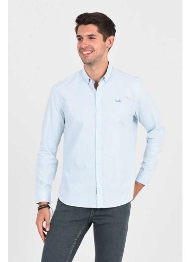 UCLA Gömlek Mavi